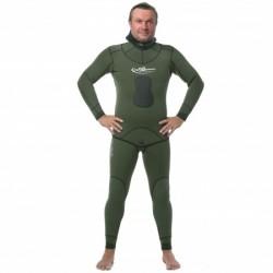 Гидрокостюм АкваДискавери Professional L'Onda Verde 7мм
