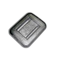 Груз свинцовый поясной 1 кг