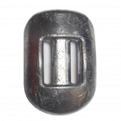 Груз свинцовый поясной круглый 2 кг