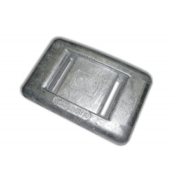 Груз свинцовый поясной 3 кг