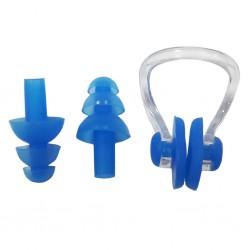 Набор для Плавания Indigo W30 (зажим для носа + беруши)