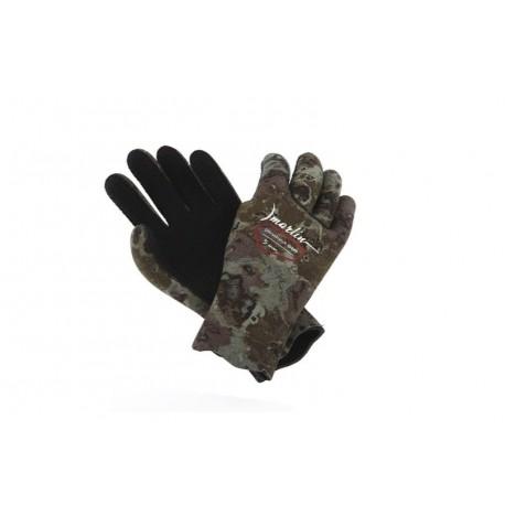 Перчатки Marlin Ultrastretch камо 5мм