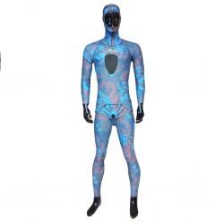 Лайкровый гидрокостюм АкваДискавери Calcan camo pixel
