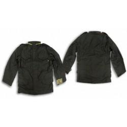 Куртка М-65 ALPHA, BLACK
