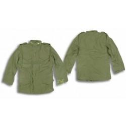 Куртка М-65 ALPHA, O.D