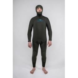 Гидрокостюм Aquateam Hunter oliva 5мм